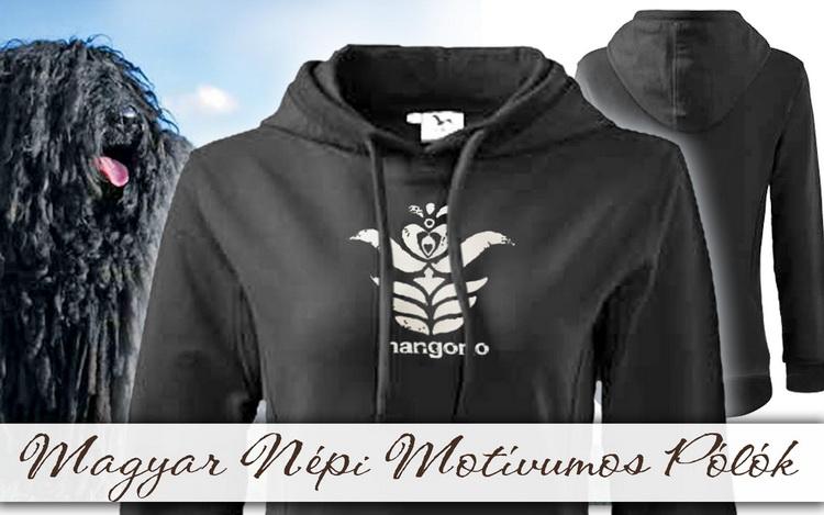 Magyar motívumos pulóver