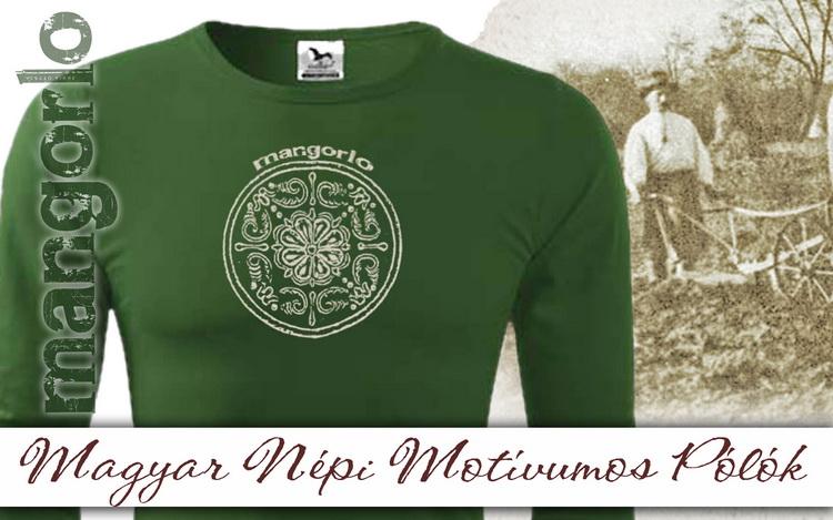 Magyar motívumos pólók