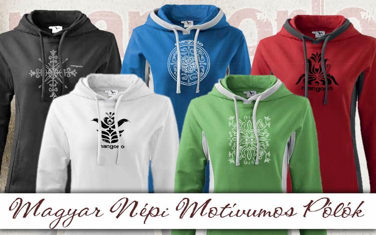 Magyar motívumos pulóverek